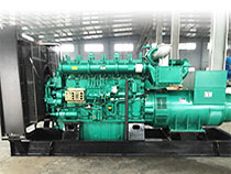 玉柴柴油发电机组