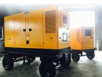 移动式柴油发电机组