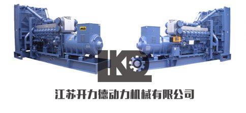 三菱发电机组