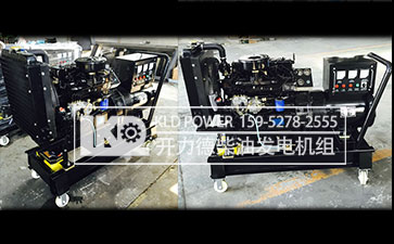 20千瓦发电机价格495D10-1及技术参数