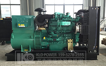 200千瓦玉柴柴油发电机组YC6M350L-D20销售报价油耗技术参数详情
