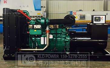 玉柴四百千瓦柴油发电机组YC6T660L-D20价格图片厂家直销