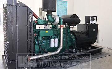 玉柴500千瓦柴油发电机组YC6TD840L-D20