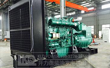 800KW备用900千瓦玉柴发电机组YC6C1320L-D20报价及参数