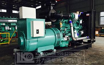 200千瓦柴油发电机价格报油耗参数东风康明斯6LTAA8.9-G2