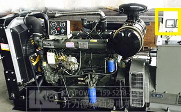 柴油发电机组电流表的位置