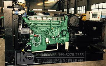 500千瓦沃尔沃发电机组TAD1642GE型号厂家报价