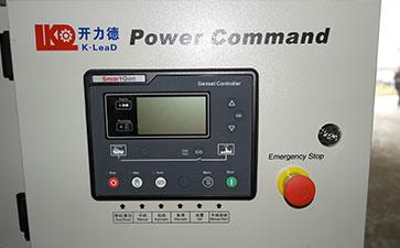 柴油发电机控制系统