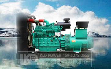 柴油发电机机房的水冷散热