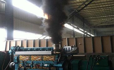 柴油发电机厂家评判污染状况的指标有什么?