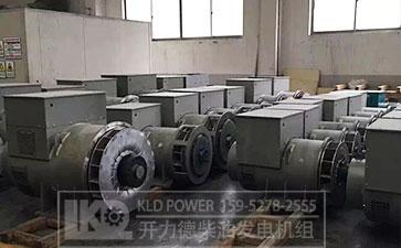 无刷励磁发电机厂家库存